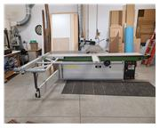 "R obland Z3200 sliding panel saw.9'wx11'Lx34""H"