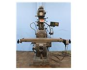 "58"" Table 3HP Spindle Lagun FTV-3 VERTICAL MILL, Vari-Speed,R-8,Servo II Feeds, 3 HP,"