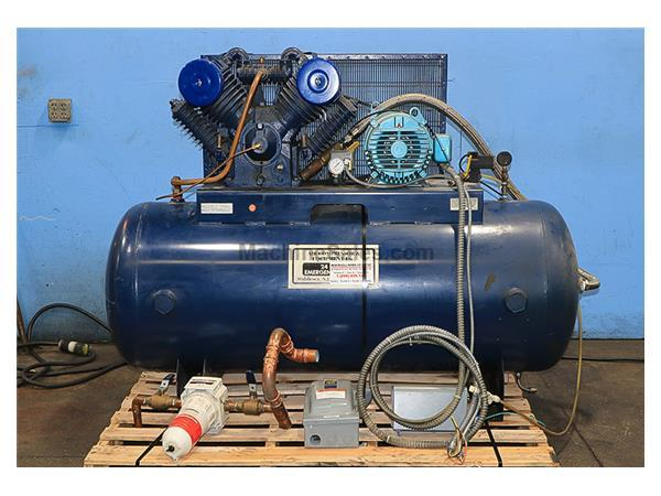 10HP Motor LeRoi X103-C45A-120H AIR COMPRESSOR