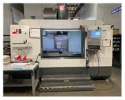 "64"" X Axis 32"" Y Axis Haas VF-6 VERTICAL MACHINING CENTER, Haas Control, 40 ATC,"