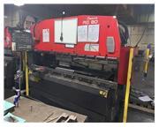 1997 Amada RG80, 8' x 88 Ton CNC Hydraulic Press Brake