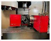 Used Haas TRT-160 (RED/Brush) 5 Axis Rotary Table