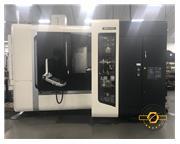 "DMG MORI NHX-5000 , 28.7"" X, 28.7"" Y, 34.6"" Z, M730BM MAPPS"