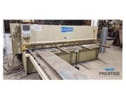 """U.S. Industrial 1/4"""" x 10' Hydraulic Squaring Shear"""