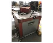 Amada CSW-250 Hydraulic Notching/Coping Machine