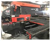 33 Ton Amada Vipros 357 Queen CNC Turret Punch