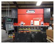 88 Ton Amada HFB-8025 CNC Press Brake