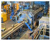 3150 Ton, SMS, INDIRECT OIL HYDRAULIC HORIZONTAL FOR BAR & PROFILES (13844)