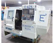 "Eurotech Elite Multiflex Series # E-42S , lathe, sub-spindle, 8"" chuck, 1.7"" bar"