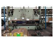2006 Accurpress 775016, 16' x 750 Ton CNC Hydraulic Press Brake