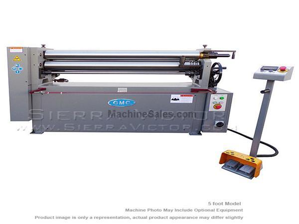 GMC Power Bending Roll PBR-04316E