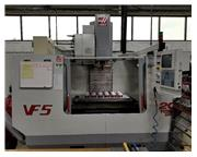 1999 Haas VF-5/40 CNC Vertical Machining Center