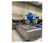 2000 Watt 5' x 10' Cincinnati CL-6 CO2 Laser Cutting System