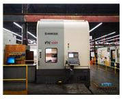 Hankook VTC-100R(M) CNC Vertical Lathe With Milling