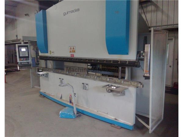 2012 Adira PMQ22040, 13' x 220 Ton, 4 Axis CNC Hydraulic Press Brake