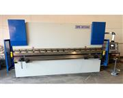 HOSTON 10' x 88 Ton 2 Axis CNC Press Brake with Delem 41S CNC