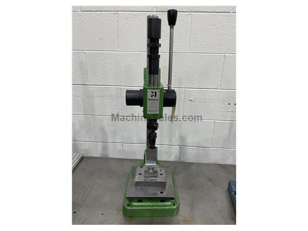 "MB20 Matthews, 3.3T Marking Force, 13""Max Throat Height, 6-3/8""x6"