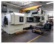 2011 Johnford DMC-5100SH+5 Face Head Double Column CNC Gantry