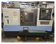 2013 Doosan Lynx 220LMSC CNC Turning Center with Sub-Spindle and Live Tool
