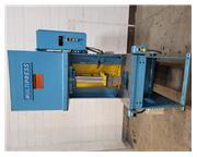 "20 Ton MultiPress Model FH-20-20H Floor Type C-Frame Hydraulic Press 21"" DL"
