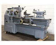 "21"" Swing 60"" Centers Okuma LS ENGINE LATHE, Inch/Metric, Taper, 3-Jaw, Aloris,"