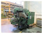 "68"" Table 15HP Spindle Cincinnati-Milacron 315-16, NEW 1986, HORIZONTAL MILL, 2 Arbor"