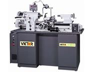 "11"" Swing 18"" Centers Victor 618EVS w/SPECIAL PKG PRECISION LATHE, 3 HP, 5C Coll"