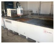 Mitsubishi MW-X3-612 CNC Waterjet Cutting Machine