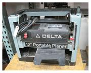 "Planer 12"" BT w/Infd Delta"