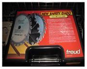 """Dado 8""""x22T 5/8""""b Safety Freud"""