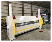 "9"" x 126"" RAS 74.30, 9000 Series CNC, Full Set Segmented Tooling"
