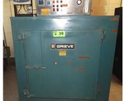 GRIEVE 1250 F NITROGEN ATOMSHERE CABINET OVEN