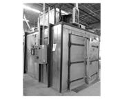 PROCESS HEATING 1000 F GAS FIRED WALK IN OVEN  7'W  12'L  7'H