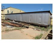 INDUSTRIAL 400 F GAS WALK IN OR MONORAIL, 22'W  82'L  7.5'H