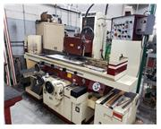 Used Olympic (Chevalier) CA-1236-3AP Fully Automatic Surface Grinder