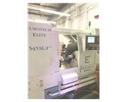 3126, Eurotech, Elite 545 SL-Y, CNC Turning Machine, 2012