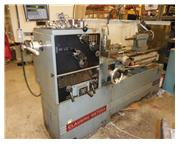 """17"""" Swing 45"""" Centers Clausing-Metosa C1745LC ENGINE LATHE, Inch/Metric, Taper,"""