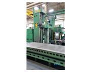 """Giddings & Lewis PC-50 5"""" CNC Table Type Horizontal Boring Mill"""