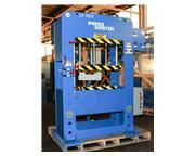 "25 Ton 12"" Stroke Pressmaster 4PP-25 PLC HYDRAULIC PRESS"
