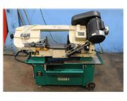 """12"""" Width 7"""" Height Grizzly G0561 HORIZONTAL BAND SAW, 1 HP Single Phase Motor,"""
