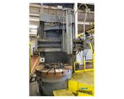 "O-M LTD 63"" Vertical Boring Mill"