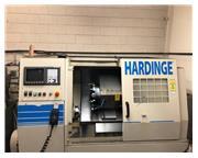 """HARDINGE COBRA 42 LC , 8.25"""" MAX. PART DIA, GE FANUC 21-TB 32 BIT CNC"""