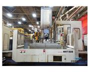 "Mitsubishi MHT-1618 5.1"" CNC Table Type Horizontal Boring Mill"