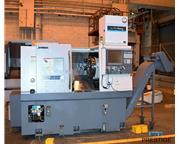 Okuma Genos L300-M CNC Turning Center With Live Milling