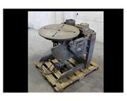 1,000 LB. RANSOME #10P WELDING POSITIONER