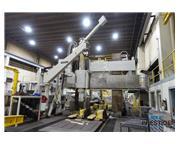 """Ingersoll Masterhead 5-Axis CNC Planer Mill 118"""" x 551"""" Split Tab"""