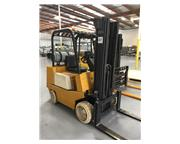 YALE 5000 LBS. PROPANE FORKLIFT