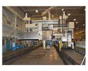 Ingersoll Traveling Gantry Type Adjustable Rail Milling Machine