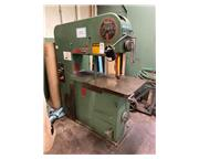 """36"""" Throat 13"""" Height DoAll 3613-1 VERTICAL BAND SAW"""