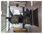 """86"""" Table 50HP Spindle Cincinnati-Milacron 450-20 VERCIPOWER VERTICAL MILL, Bed Type,"""